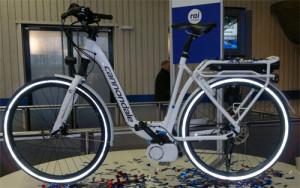 E-bike van het jaar 2012.