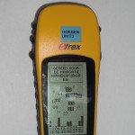 GPS voor het maken van tochten