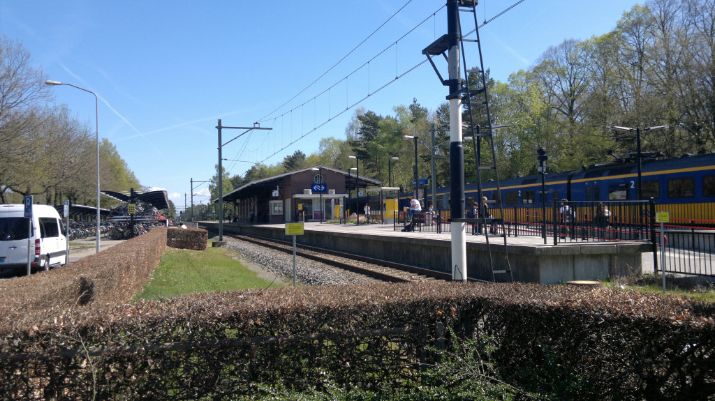STATION NUNSPEET EN HOEGEN FIETSVERHUUR NU EXTRA SERVICE